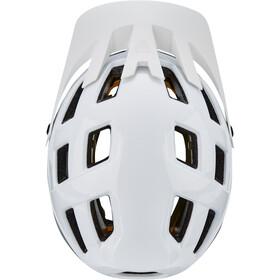 TSG Scope MIPS Solid Color Fietshelm Heren, gloss white